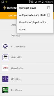 FM Radio Stream screenshot 3
