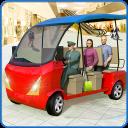 Shopping Mall Rush Taxi: City Driver Simulator