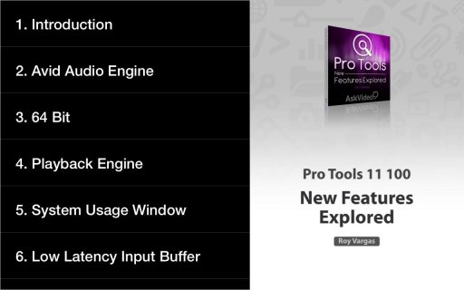 AV For Pro Tools 11 Features1 1 tải APK dành cho Android