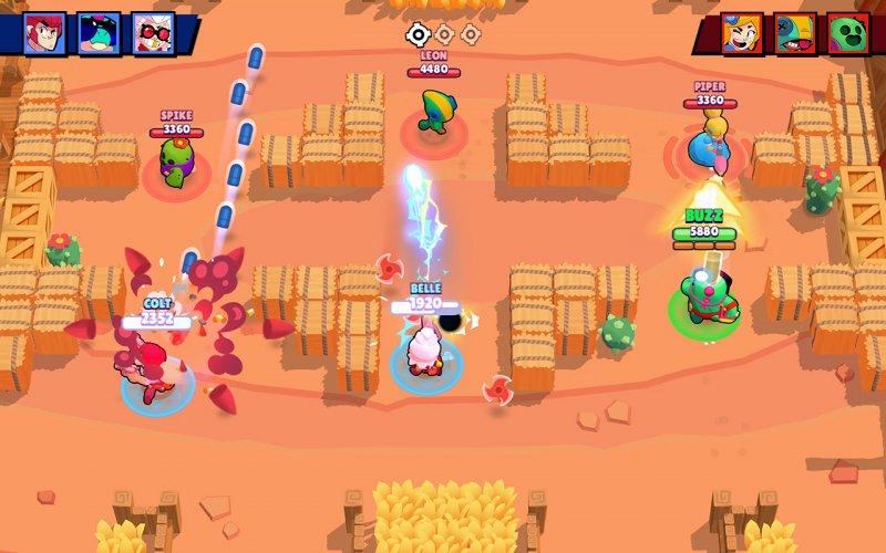 Brawl Stars screenshot 8