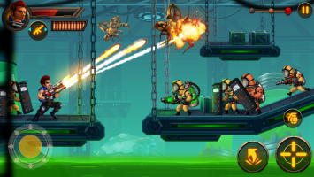 Metal Squad: Shooting Game Screen