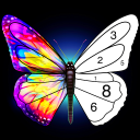 Tap Colour Lite: Colour by Number. Colouring Games