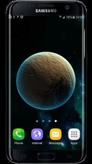 3D Solar System LWP screenshot 11