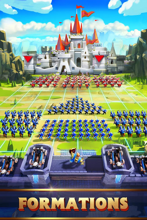 Lords Mobile: War Kingdom - Strategy RPG Battle screenshot 2