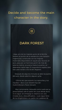 Dark Forest - Interactive Horror scary game book 2 1 1