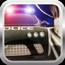 Polizei Auto Fahrsimulator