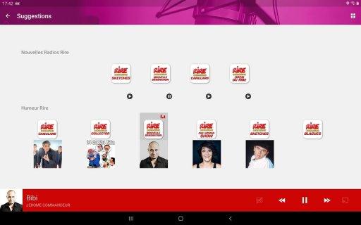 Rire & Chansons Radio screenshot 14