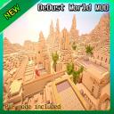 Dedust World Mod for MCPE