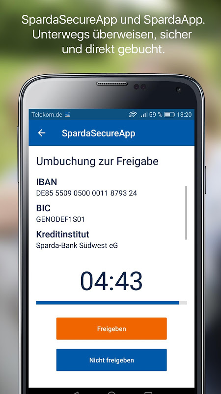 secureapp sparda bank