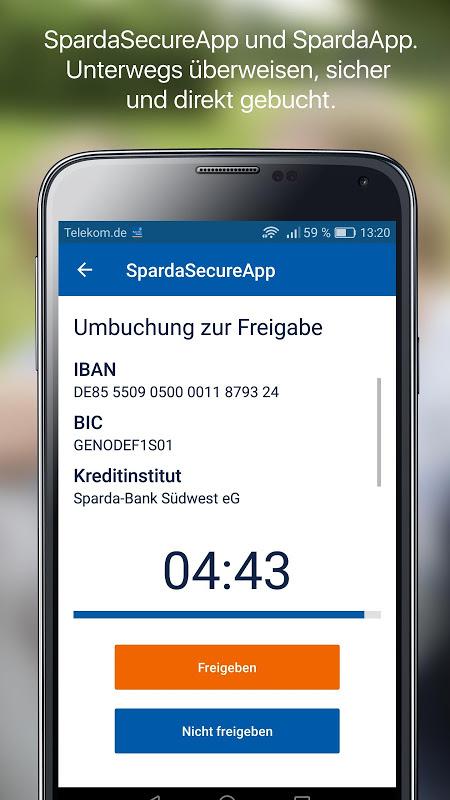 secureapp sparda bank
