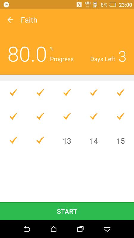 30 Day Bible Study Challenge - Offline Bible Study screenshot 2