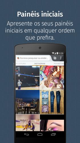 Navegador Firefox screenshot 2