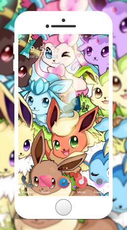Eevee Evolution Wallpaper 1 0 Download Apk For Android Aptoide