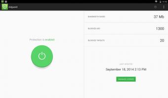 Adguard Screenshot