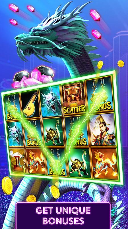 Slot Bonanza – Jogos de casino grátis screenshot 2