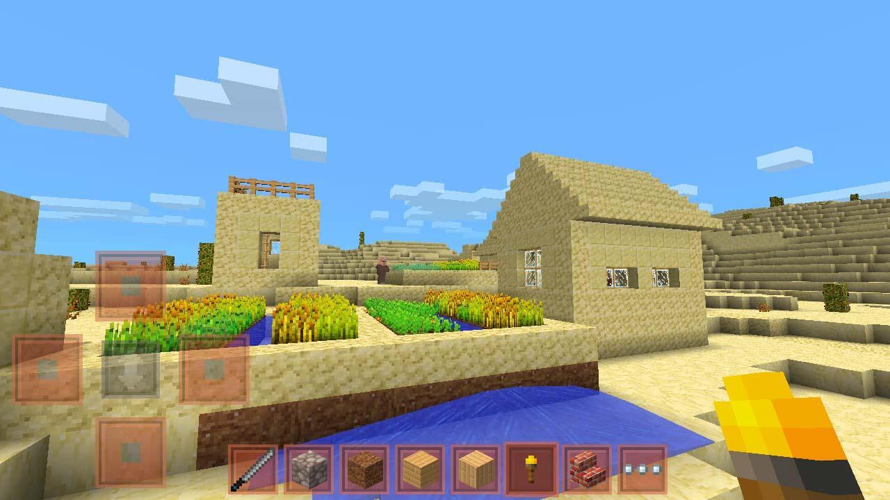 Mini craft exploration screenshot 1