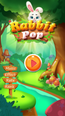 Rabbit Pop — Bubble Mania v 2.0.10 Мод (Free Booster/Extra Moves) 2