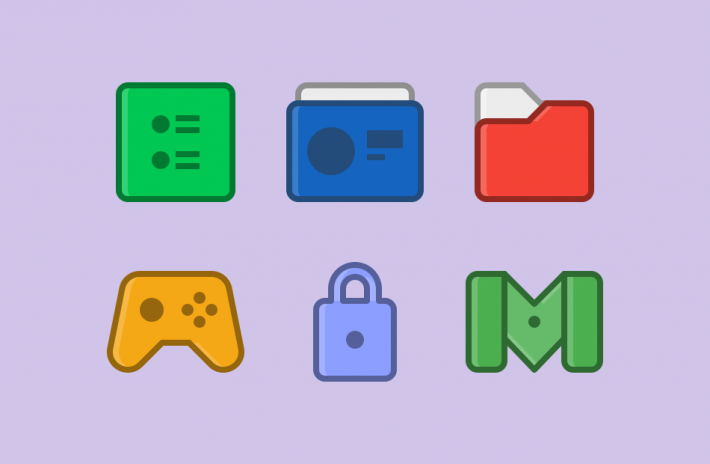 ANDROMEDA - Icon Pack 4 4 Download APK for Android - Aptoide