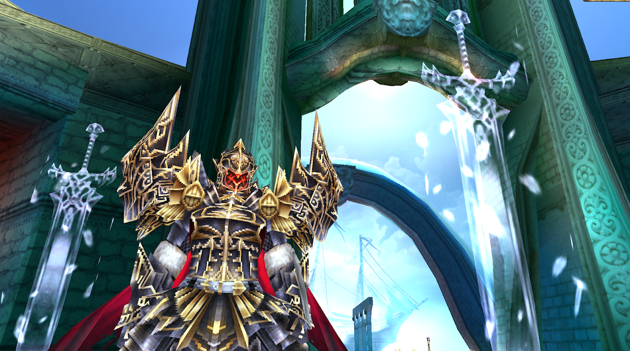 Aurcus Online MMORPG screenshot 1