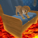 The Floor is Lava Cute Puppy Mania