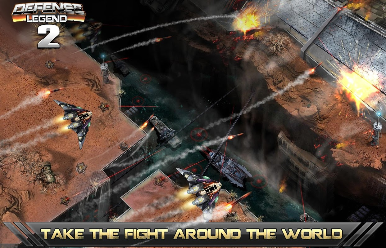 Tower defense-Defense legend 2 screenshot 1