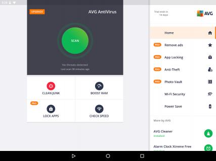 AVG AntiVirus FREE for Android Security 2017 screenshot 9