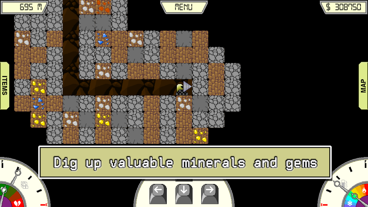 Miner Premium screenshot 1