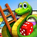 Schlangen & Leitern Brettspiel