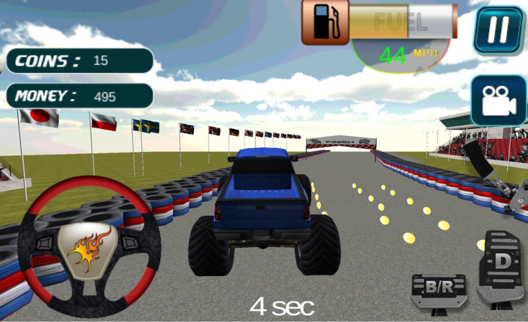 4x4 monster truck simulator 1 7 download apk for android aptoide