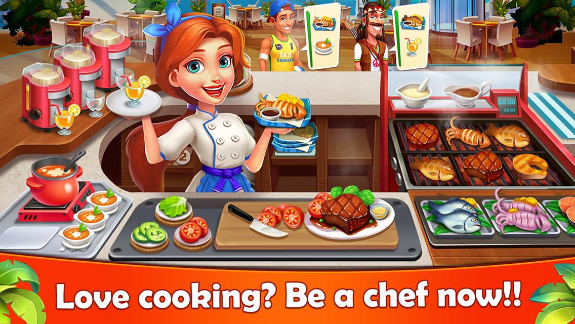 Cozinha Divertida - Uma Jornada Deliciosa screenshot 1