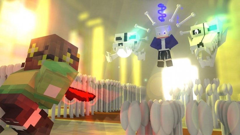Skins for Minecraft PE - Undertale ( MCPE ) 1 0 Download APK
