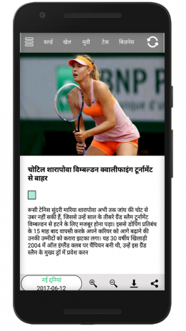 Dnh Lite Daily News Hindi English 1 4 Download Apk For Android