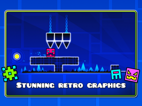 Geometry Dash Lite Screenshot