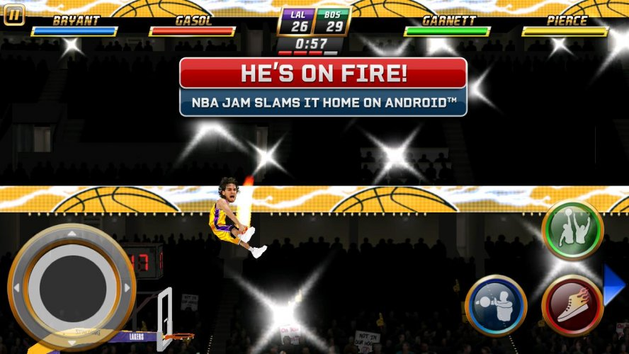 NBA JAM  by EA SPORTS™ screenshot 6