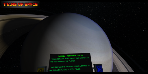Titans of Space® Cardboard VR screenshot 2