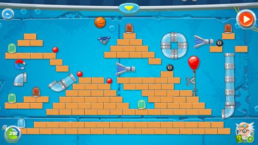 Rube's Lab - Physics Puzzle screenshot 2