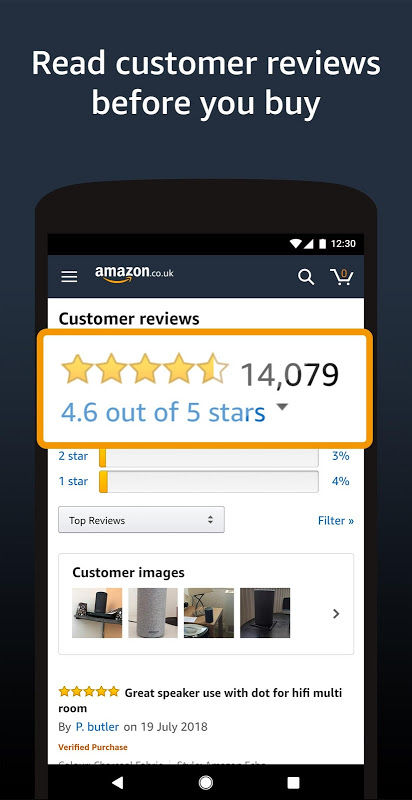 Amazon Shopping screenshot 7