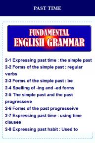 English Grammar screenshot 7