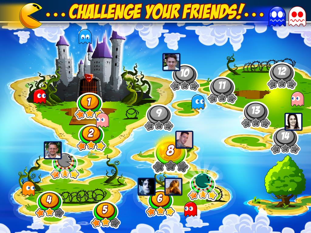 PAC-MAN Friends screenshot 1