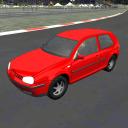 Euro Hatchback 3D