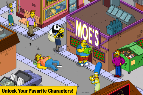 The Simpsons™: Tapped Out 4 38 5 Download APK for Android