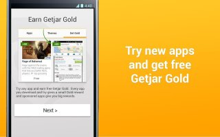Getjar : Paid Apps for Free Screen
