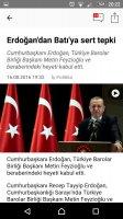 Haber 7 - Son Dakika Haberler ve Gazete Manşetleri Screen