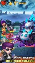 Crazy Gods: Strategy RPG Screenshot