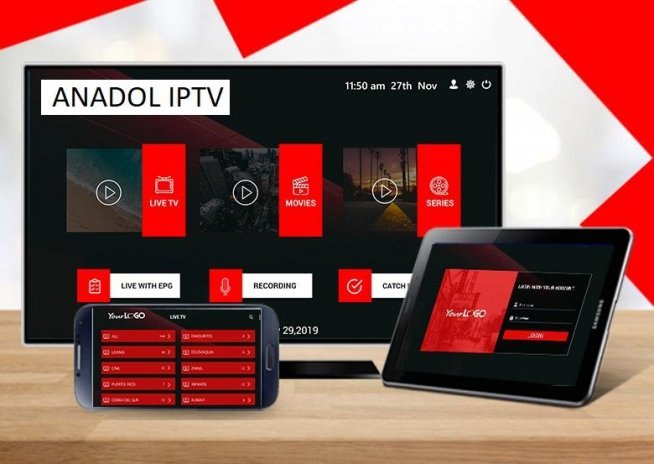 ANADOL IPTV 2 1 Download APK for Android - Aptoide