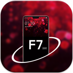 Oppo F7 Theme Launcher Theme Pro Hd Wallpaper 1 0 0 Download Apk