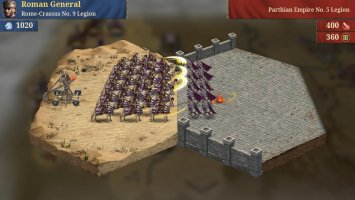 Great Conqueror:Rome - Civilization Strategy Game Screen