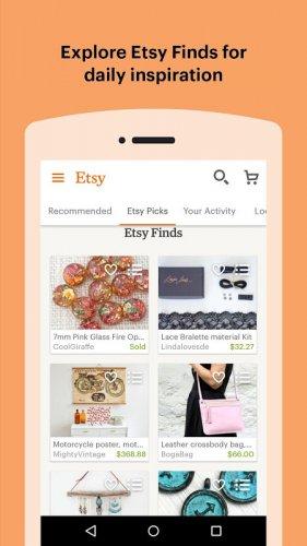 Etsy: Handmade & Vintage Goods screenshot 2