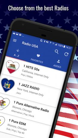 USA Radio - 10 000+ Radio Stations 1 0 Download APK for