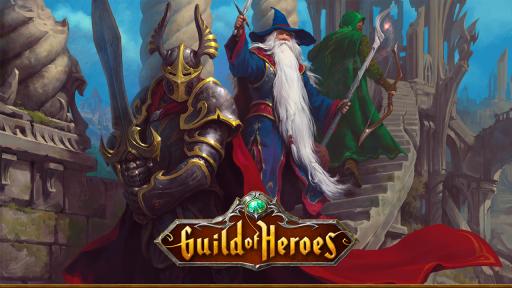 Guild of Heroes - fantasy RPG screenshot 1